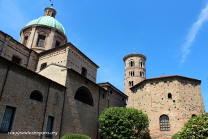 Battistero Neoniano, Duomo e cappella di S. Andrea a Ravenna