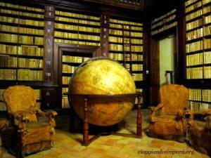 La Sala del Mappamondo a Fermo