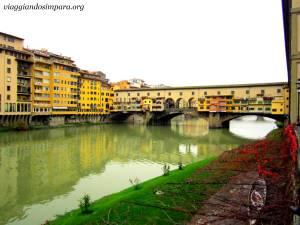 Arno e Ponte Vecchio Firenze