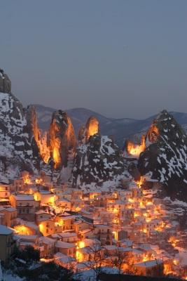 Castelmezzano e Dolomiti Lucane - credits Archivio fotografico APT Basilicata