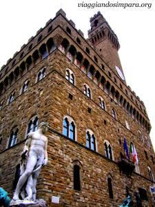 Piazza della Signoria e Palazzo Vecchio Firenze