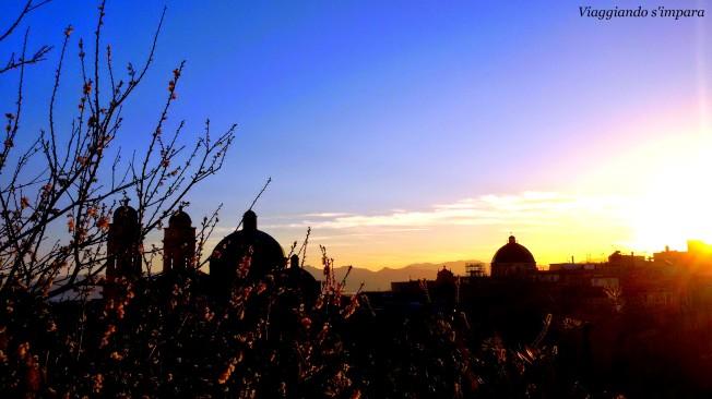 Cagliari tramonto