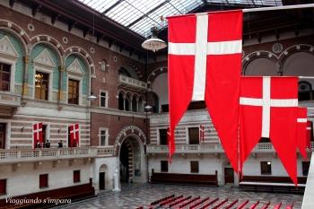 Il parlamento di Copenaghen