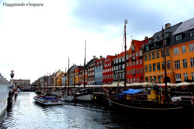 Copenaghen Nyhavn