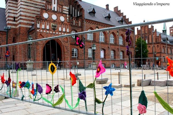 Roskilde piazza Stændertorvet