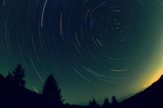 Terrazza delle stelle Monte Bondone