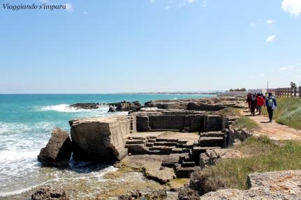 SpaccaMurgia, Puglia - lungo il percorso