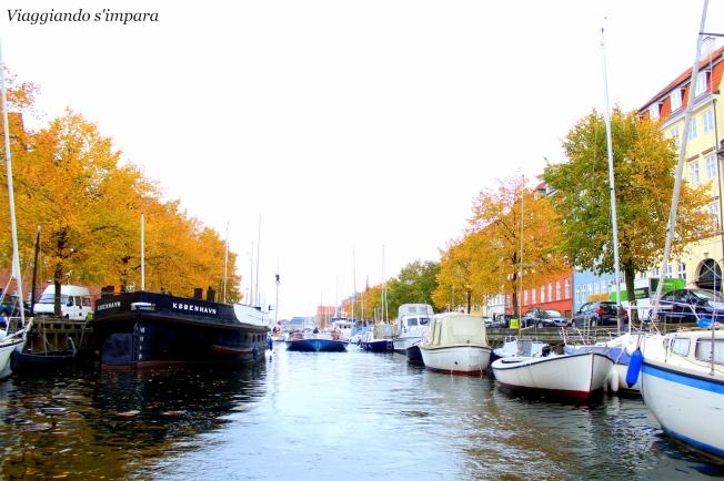 i canali di Copenaghen
